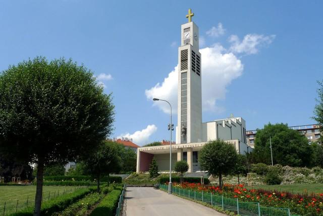 Костёл Святого Вацлава в Вршовицах (Kostel svatého Václava ve Vršovicích)