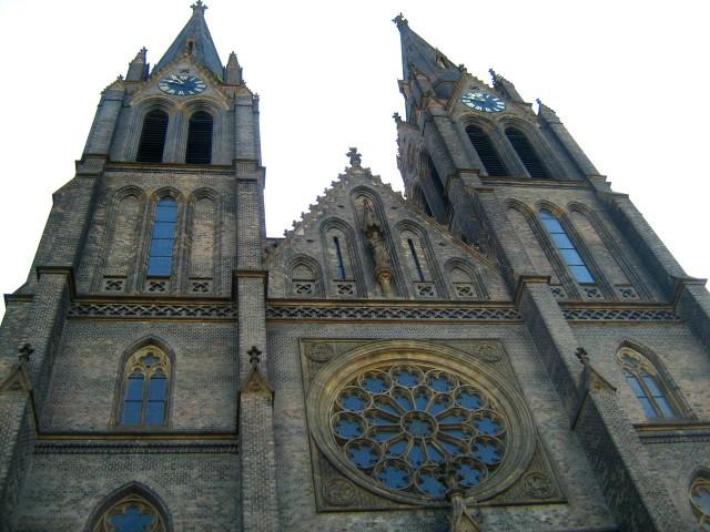 Костёл святой Людмилы (Kostel svaté Ludmily)