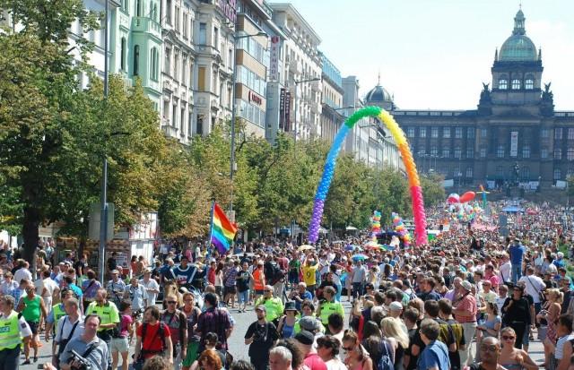 Фестиваль «Prague Pride»