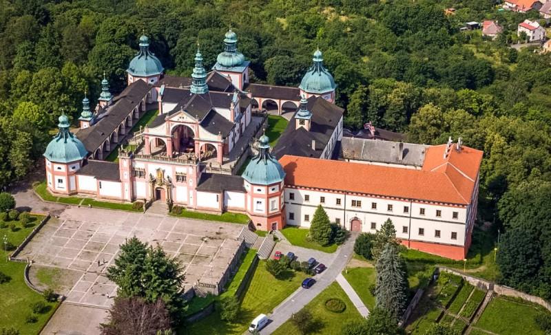 Монастырь на Святой горе