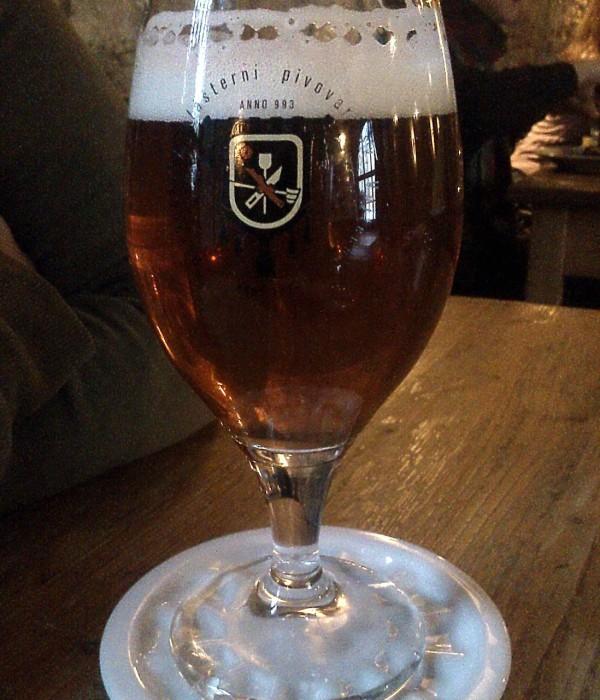 """Пиво """"Břevnovský Benedict"""""""