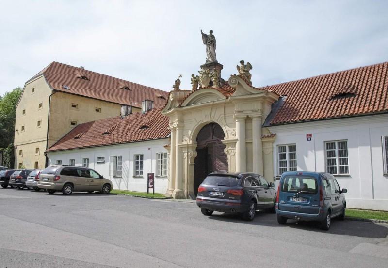 Бржевновский монастырский пивовар (Břevnovský klášterní pivovar)