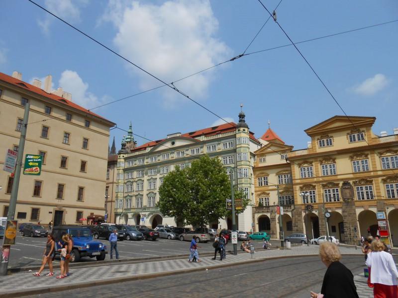 Дворец Смиржицких и Штернбергский дворец