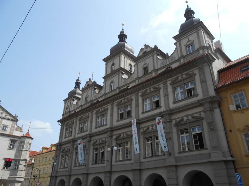 Ратуша (Malostranská radnice)