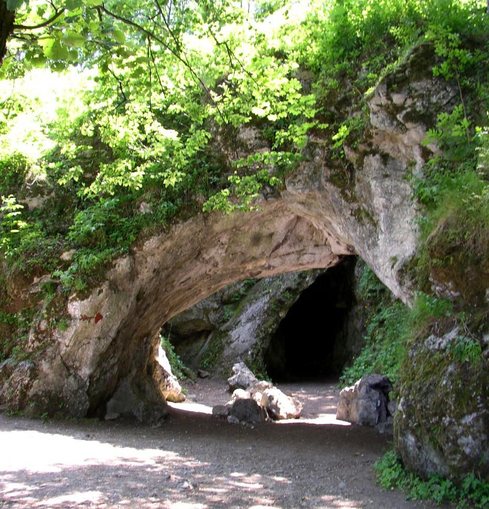 Пещера Шипка (jeskyní Šipka)