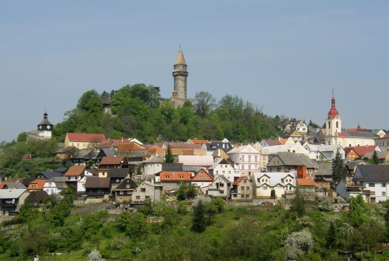 Штрамберк (Štramberk)