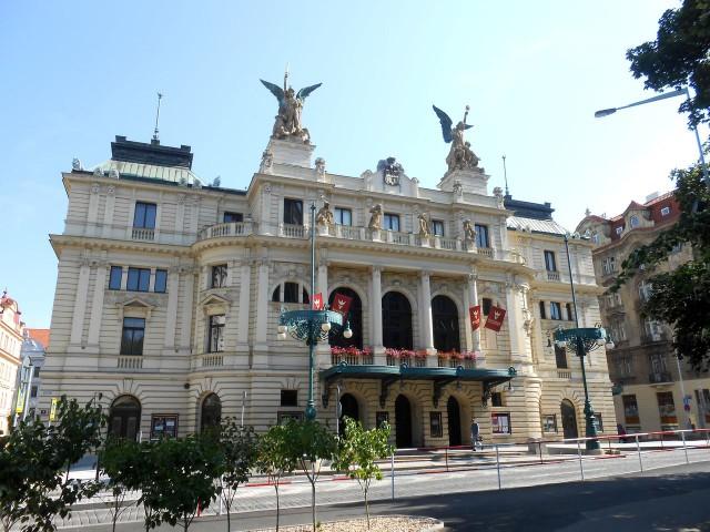 Театр на Виноградах (Divadlo na Vinohradech)
