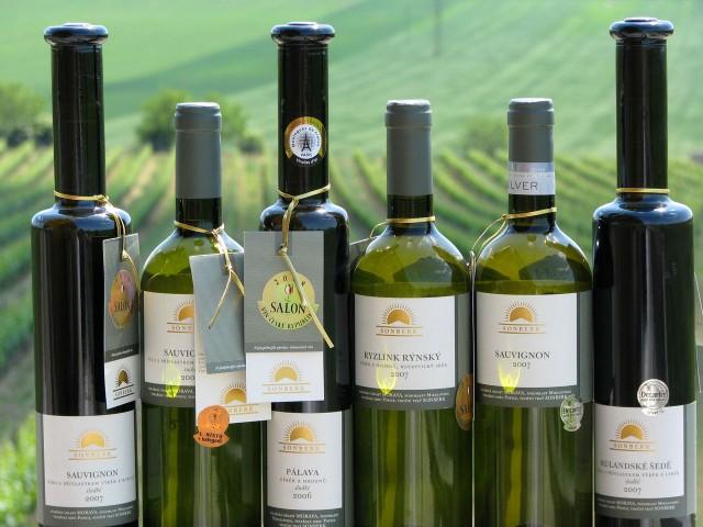 Вино из Моравии