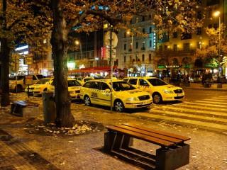 Поездки в пражском такси. Будьте внимательны!