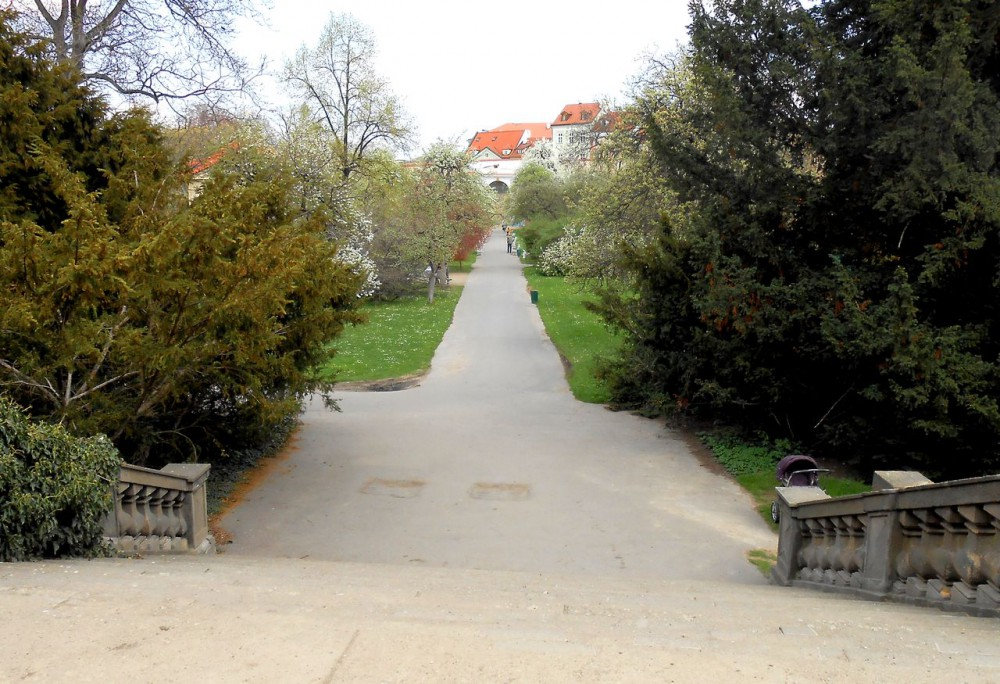 Вояновы сады (Vojanovy sady)