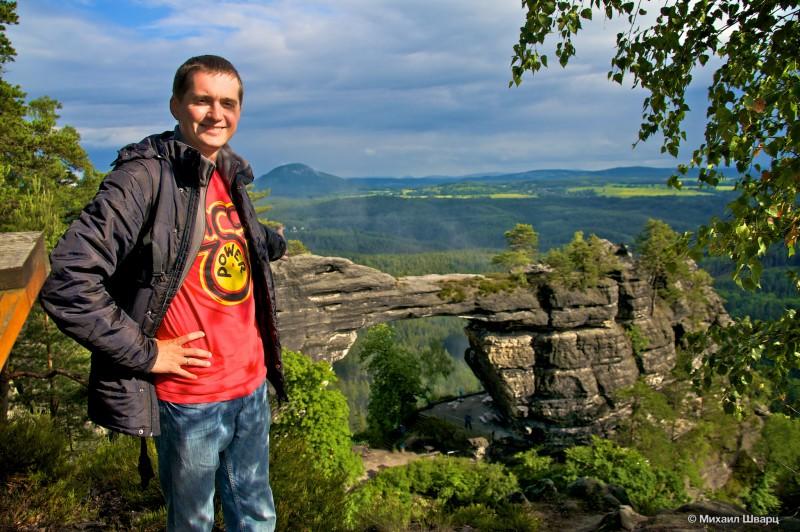Побывали в Чешской Швейцарии