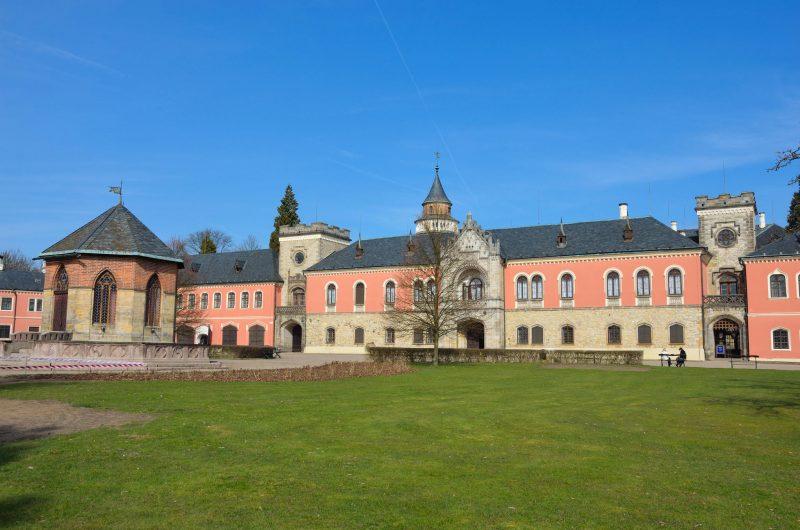 Резиденция знаменитого французского рода Роган