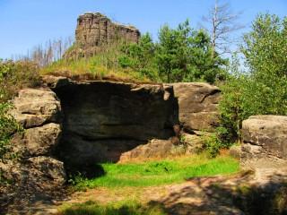 Cкальный замок Фалкенштейн
