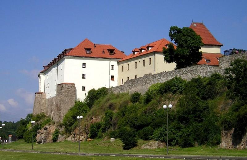 Каданский замок (Kadaňský hrad)