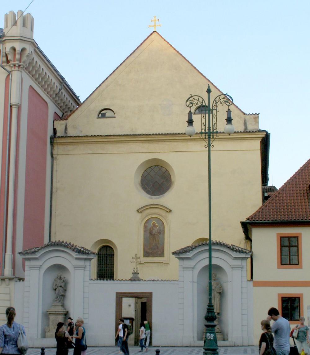 Костел Св.Йозефа (Kostel svatého Josefa)