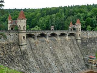 Водохранилище Лес Королевства или Тешновская плотина