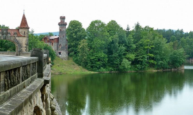 Водохранилище Лес Королевства