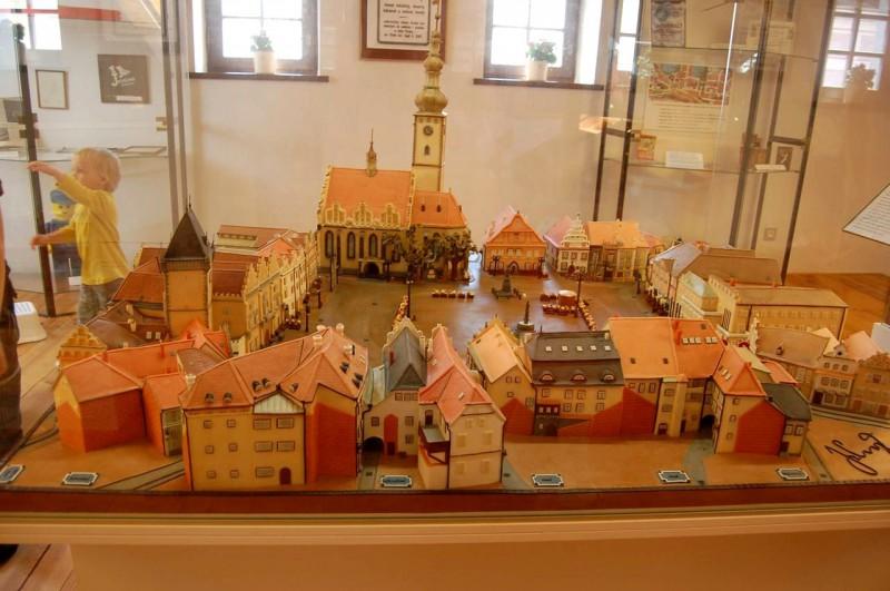 Музей шоколада и марципана (Muzeum čokolády a marcipánu)