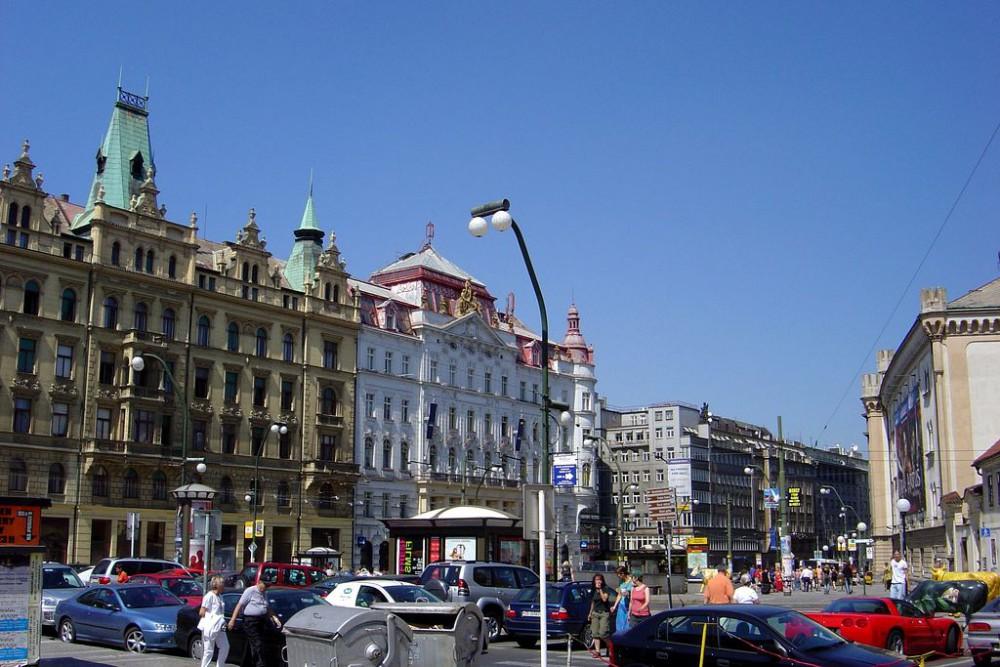 Площадь Республики (Náměstí Republiky)