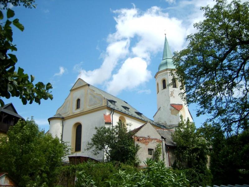 Костёл Св. Михаила (kostel sv.Michaela)