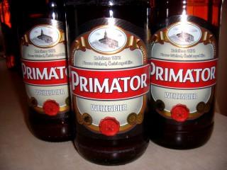 Титул «лучшее пиво мира 2013» – получила чешская марка Primátor Weizenbier
