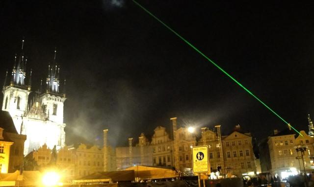 На Староместской площади (Staroměstské náměstí)