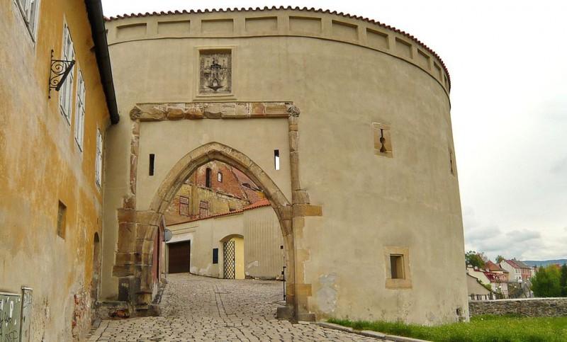 Жатецкие ворота (Žatecká brána)