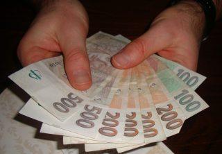 Где менять кроны в Праге. Карта обменников