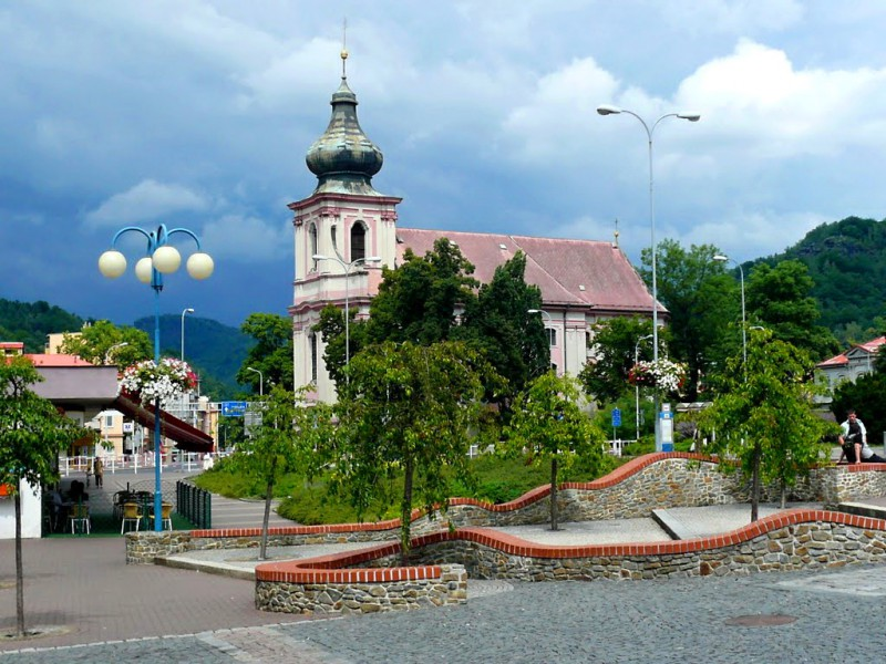 Церковь  св. Вацлава и Блажея