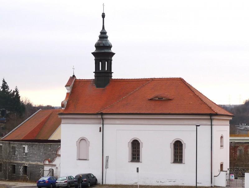 Костел Иоанна Крестителя (kostel Stětí sv. Jana Křtitele)
