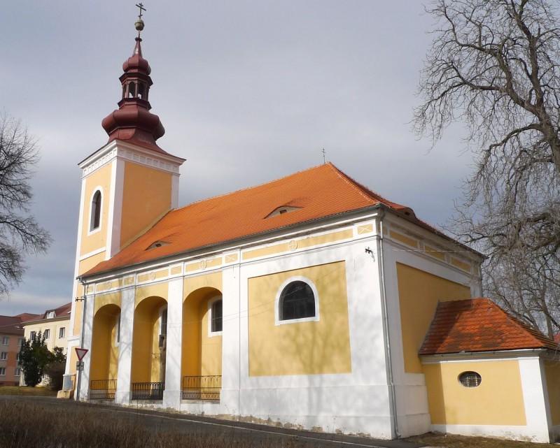 Костел Святой Анны (Hřbitovní kostel sv. Anny)
