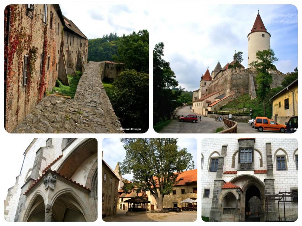 Замок чешских королей