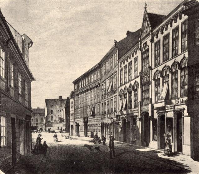 1869 год, Вифлеемская площадь (Betlémské náměstí)