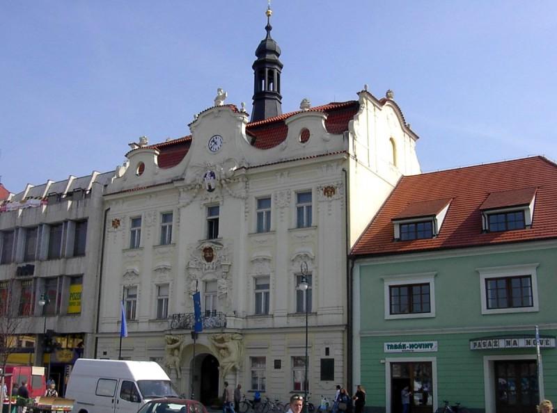 Ратуша (Radnice)