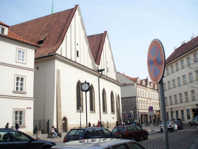Вифлеемская часовня (Betlémská kaple)