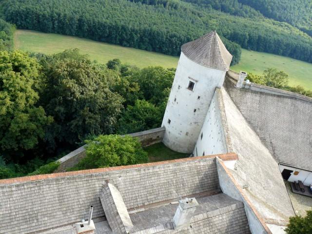 Замок Бухлов (Hrad Buchlov)