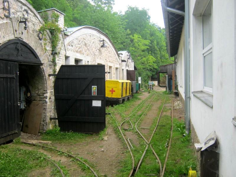 Хрустеницкая шахта (Chrustenická šachta)