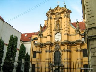 Костел св. Йозефа (Мала Страна)