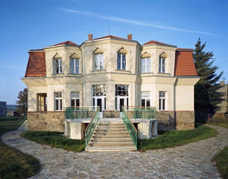 Вилла Бауэра (Bauerova vila)