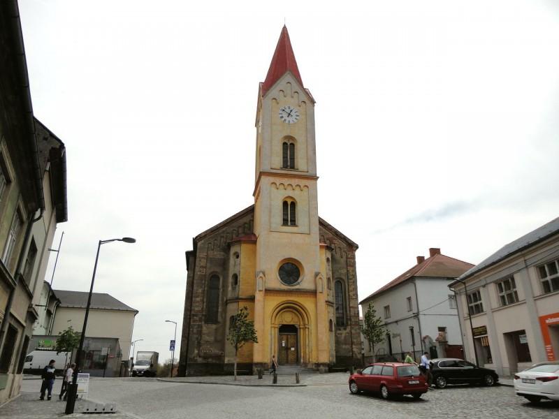 Костелу Святого Мартина (Kostel svatého Martina)