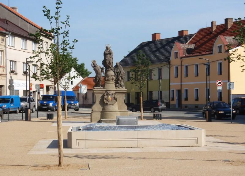 Барочные статуи