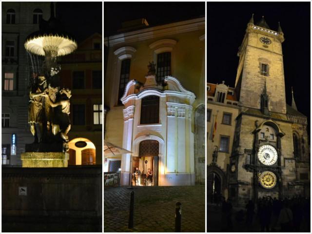 Прага, сентябрь