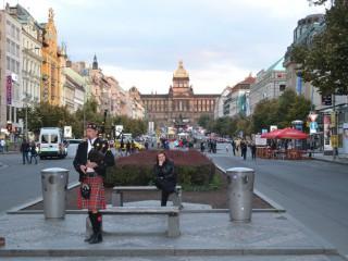 Репортаж. Прага, сентябрь (от Ксюши)