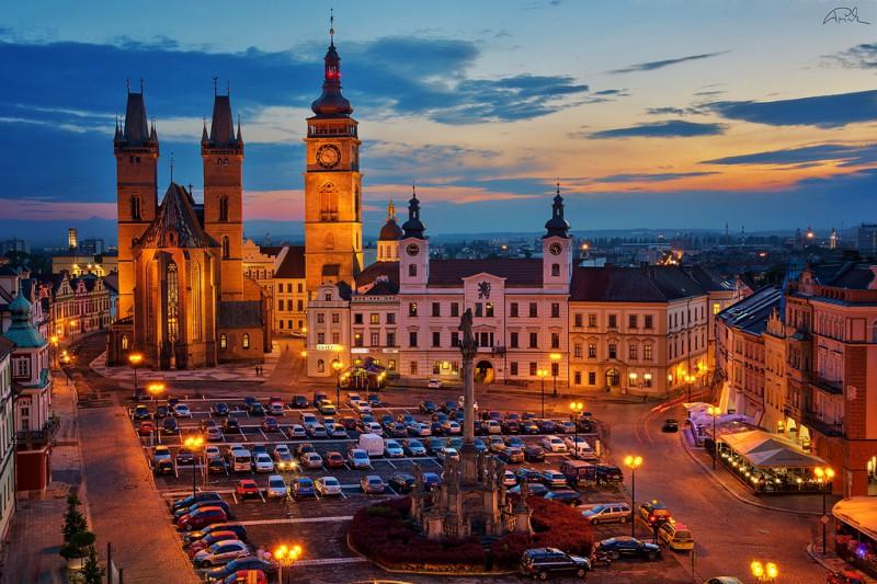 Градец-Кралове (Hradec Králové)
