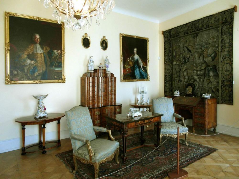 Замок Горжовице (Zámek Hořovice)
