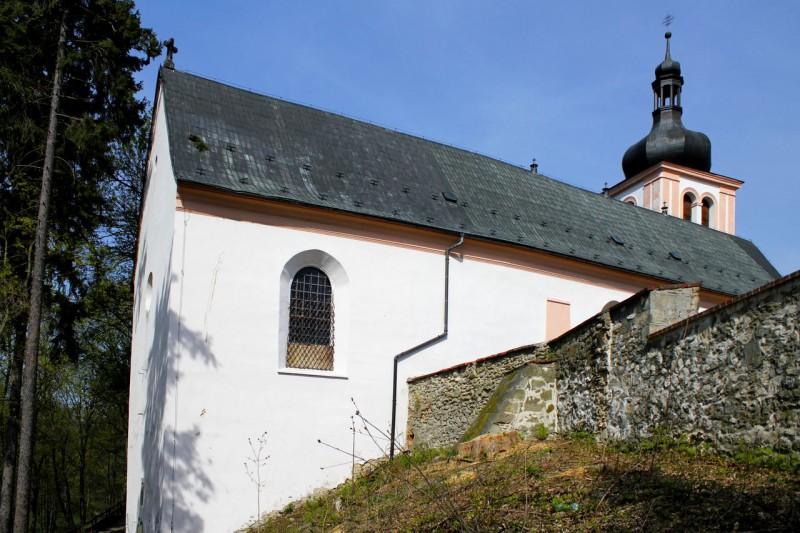 Церковь Пятидесятницы (Kostel Seslání Ducha svatého)