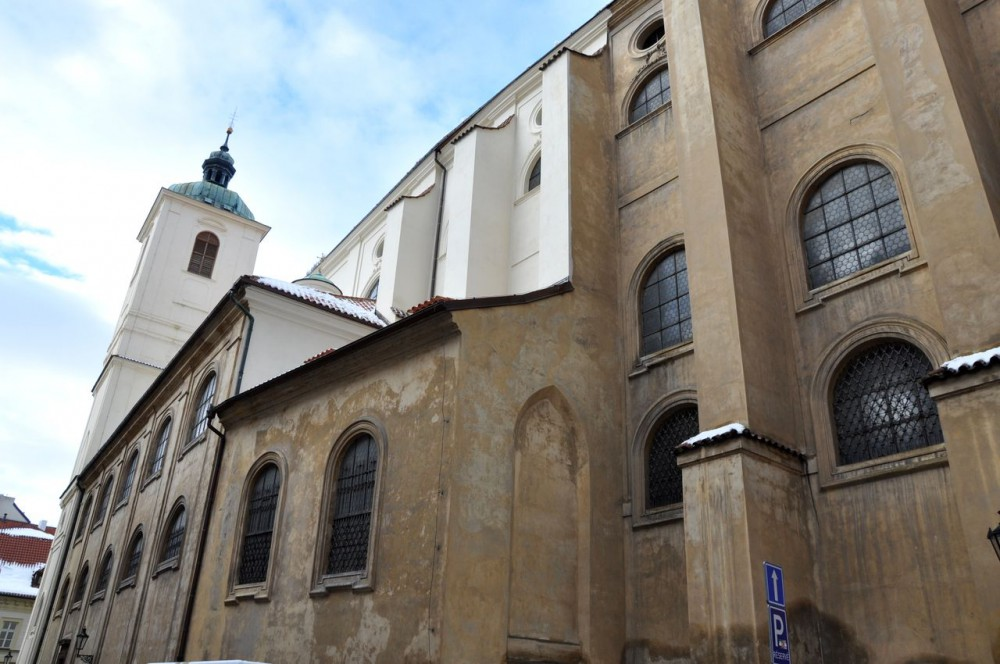 Церковь святого Якуба (Kostel svatého Jakuba Většího)