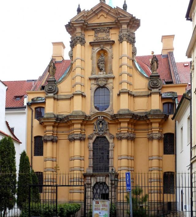 Костел св. Йозефа (Kostel svatého Josefa)