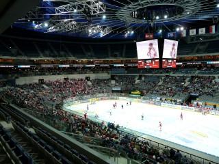 Культурно-спортивный комплекс O2 Арена в Праге