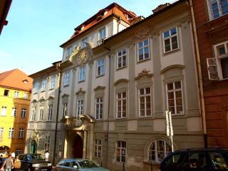 Бретфельдовский дворец – хранитель страниц прошлого Праги